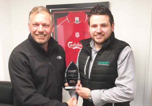 Combilift and AisleMaster Special Recognition Award