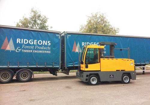 Helping to grow Ridgeons Forest Products