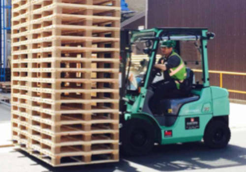 Eastern Forklift Trucks delighted with latest success