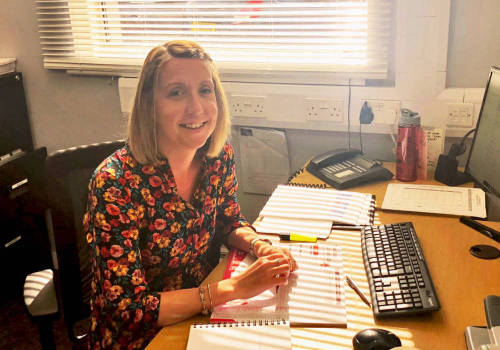 Meet Louise Claydon, Office Administrator