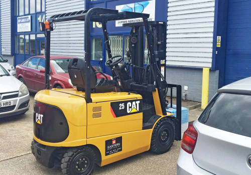 Eastern Forklift Trucks to the rescue!